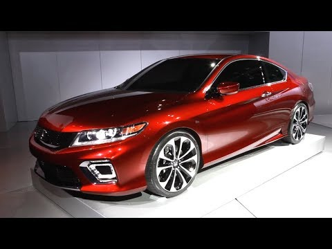 HONDA Accord Coupe - Best V6 Coupe Concept | Full Look