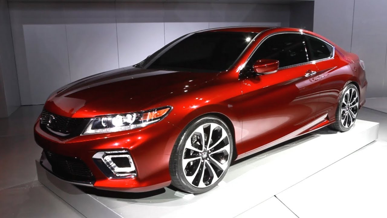 HONDA Accord Coupe - Best V5 Coupe Concept  Full Look