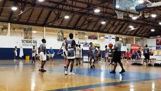 7/6/18: ILuvBball Tourney - Elmont Lawmen 16U vs. Spartan Pride (1 of 3)
