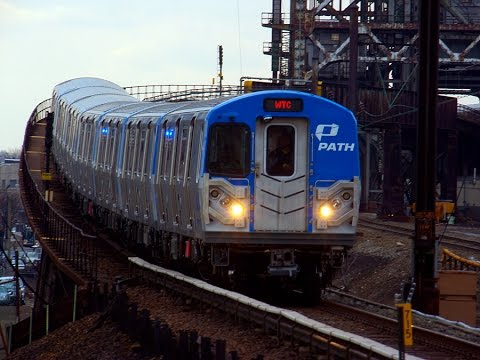 The PATH train system