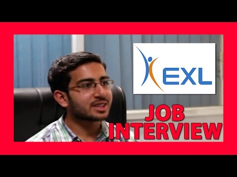 interview question and answer - EXL interview