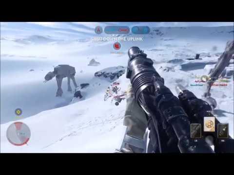 Galactic Empire - Ben's Death: Tie Fighter Attack (MUSIC VIDEO)
