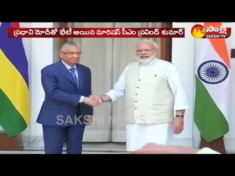 India reaches out to Mauritius with $500 million line of credit