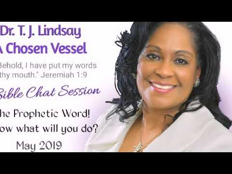 Repeat The Prophetic Word! May 2019 - Your Early Release! by Dr  TJ