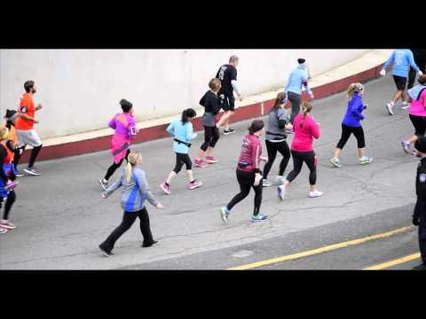 Detroit Free Press Half Marathon 2015 - Wolverine Lake Films
