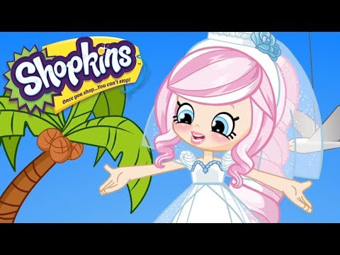 SHOPKINS - THE BRIDE | Cartoons For Kids | Toys For Kids | Shopkins Cartoon