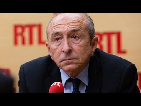 Gérard Collomb, invité de RTL, mardi 21 février