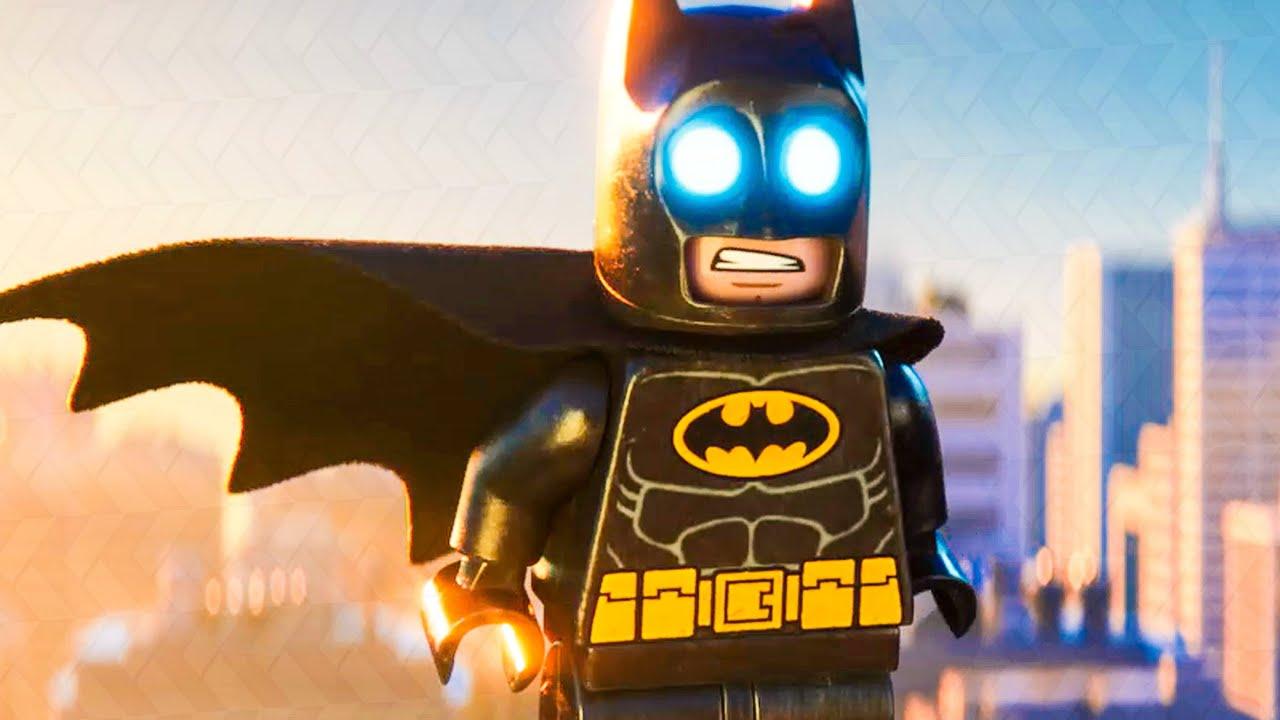 LEGO Batman Movie 2 trailer