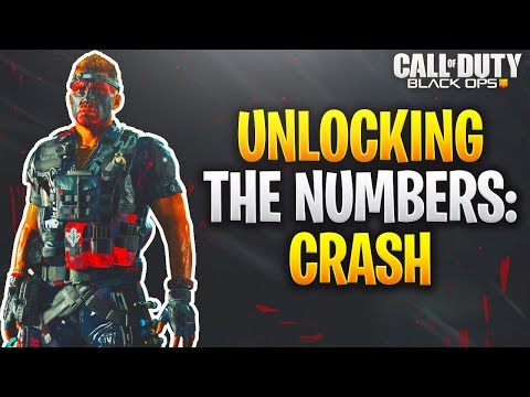 HOW TO UNLOCK THE NUMBERS OUTFITS IN BLACK OPS 4:CRASH NUMBERS OUTFIT EASY UNLOCK (COD BO4 )