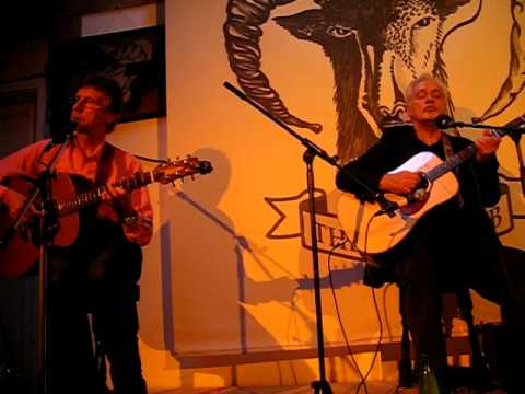 Benny Gallagher and Bob Wood perform The First Leaves of Autumn