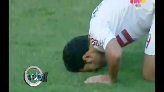 #الملعب   أهداف مباراة #الزمالك و وادي دجلة 2-2 في الدوري العام المصري