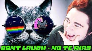 DON'T LAUGH CHALLENGE | ESTO ES DEMASIADO PARA MI BODY (Si te ríes PIERDES)