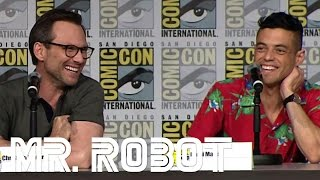 Mr. Robot: Full 2016 Comic-Con Panel