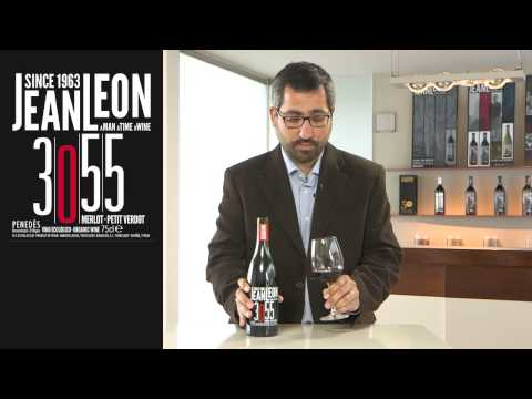 JEAN LEON 3055 Merlot·Petit Verdot 2014 (Español)