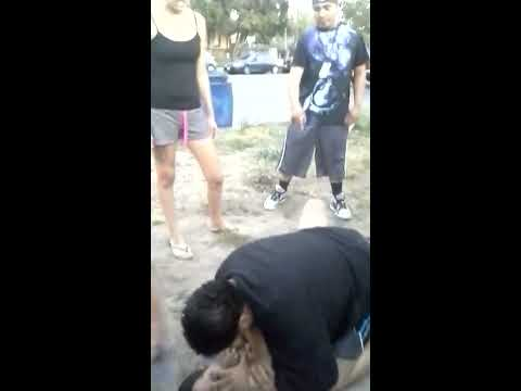 San Bernardino fight