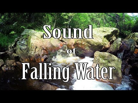 1 Hour Nature Sounds Relaxation - Sound of falling water - Meditation (HD)