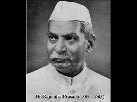 few lines on dr rajendra prasad