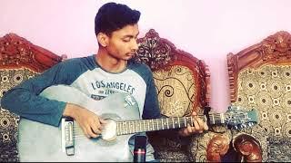 Wolves- Selena gomez, Marshmello Guitar Fingerstyle Cover