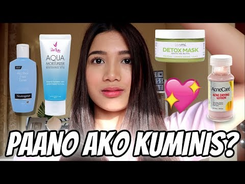 MY EASY AND SIMPLE SKINCARE ROUTINE Morning & Night  Philippines  Tyra C ❤