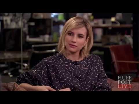 Emma Roberts On Sex s With James Franco