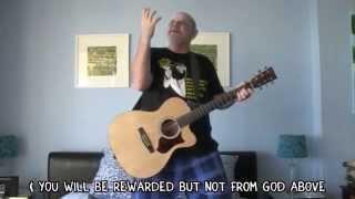 Mick Meredith-MAN FLU (Official Music Video) Thumbnail
