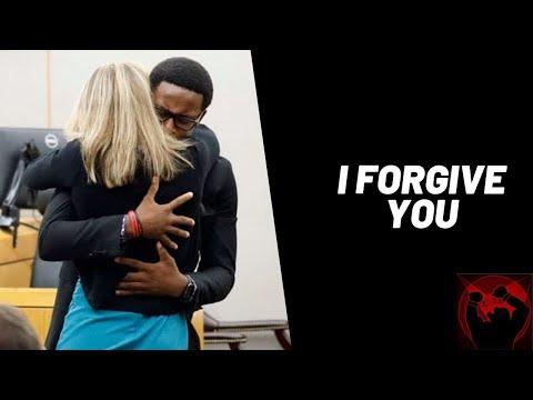 """I Forgive You, Amber Guyger"" Says, Brandt Jean"
