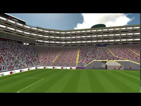 Football Simulator - Peru National (4K)