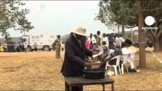 Uganda seçim sonuçlarına odaklandı