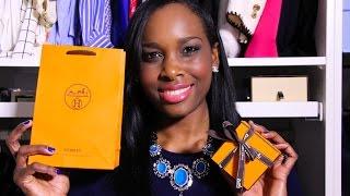 Hermès Unboxing ★ Hermes Clic H Extra Large Bracelet(, 2015-03-13T08:47:19.000Z)