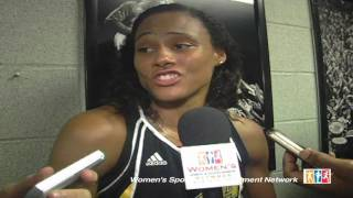 WNBA - Marion Jones @ Madison Square Garden (2010)