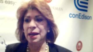 El Diario la Prensa NY Distingue Mujeres Latinas Destacadas  Cira Angeles