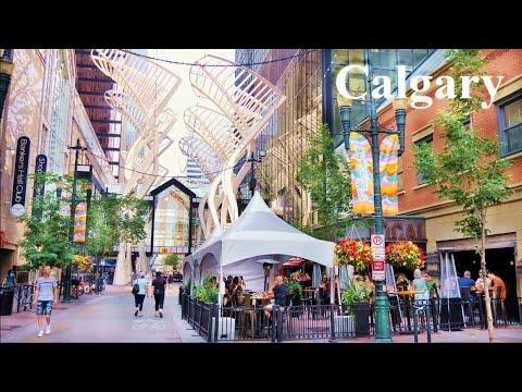 CALGARY Alberta Canada Travel 2021