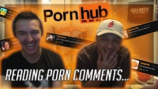 Reading Porn Comments...