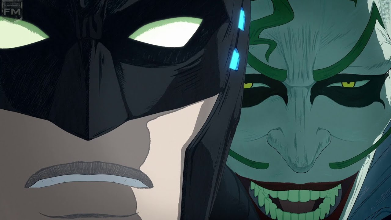 Batman Meets Joker Batman Ninja Youtube