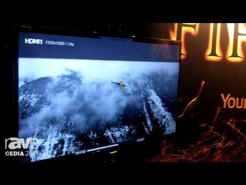 CEDIA 2014: Fire-FX Demos FFXPLAY 3.0 Media System