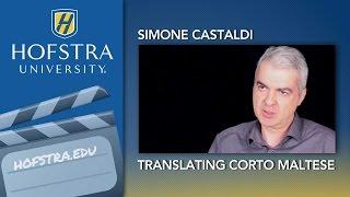 "Dr. Simone Castaldi To Translate New Series Of ""corto Maltese"" Comics"