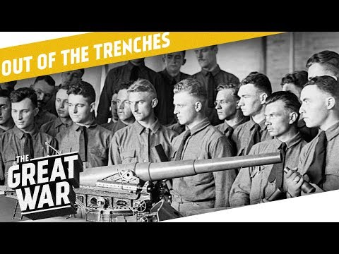 US Preparation - Alien Enemies Act - Franco-Prussian War I OUT OF THE TRENCHES