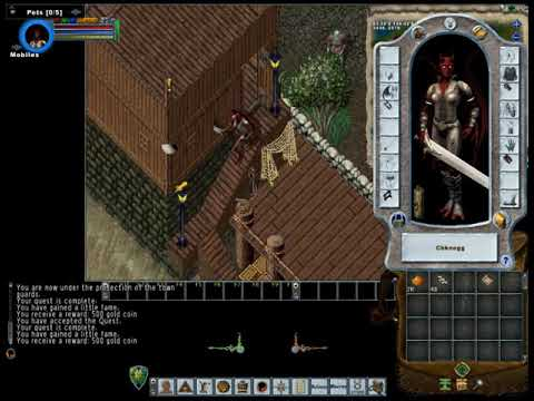 Ultima Online [PC, 1997] review [5/5]