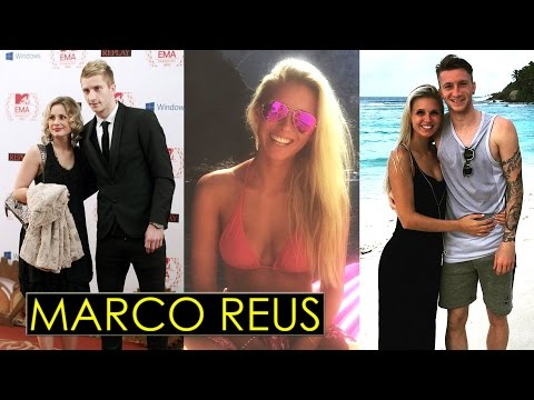 The Hottest WAGs in Football - Marco Reus's Girlfriends (2017)