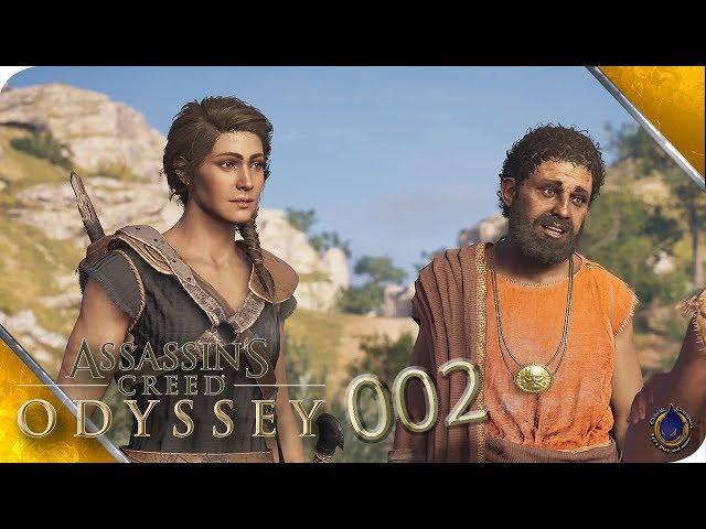 ASSASSIN'S CREED ODYSSEY ⚔️ [002] Über Stock und Stein