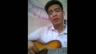 Con nợ mẹ guitar cover Mưa Sa Mạc