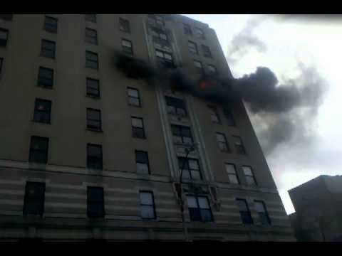 BRONX FIRE 1882 GRAND CONCOURSE 3 ALARM Full video