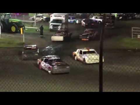 USRA Hobby Stock Feature Hamilton Co Speedway 5/4/19