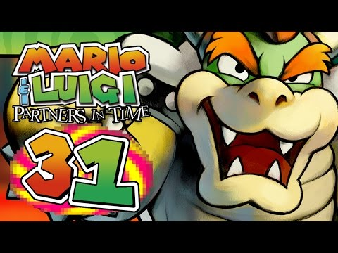 Mario & Luigi: Partners In Time - Episode 31 - Boss: Bowser And Baby Bowser