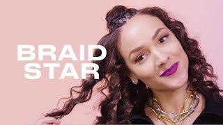 These Women's Empowerment Braids Make a Statement | ELLE | Braid Star