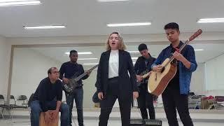UNIST IMB video for Korea Talent Show.  Havana ,IF YOU -BIGBANG