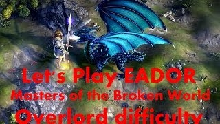 Lets Play Eador - Masters of the Broken World Overlord Difficulty part 1