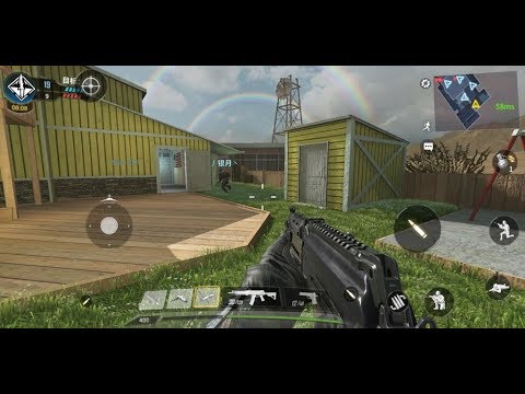 HOT NEWS 😻:TENCENT CALL OF DUTY MOBILE OFFICIAL FIRST LOOK GAMEPLAY