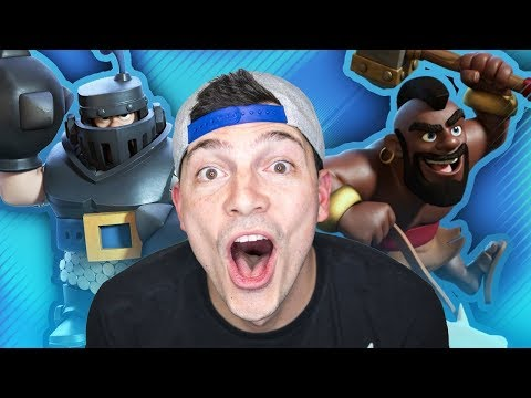 THIS DECKS HOT!! Clash Royale Mega Nyte Hog FREEZE Deck with Nickatnyte