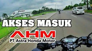 CARA MASUK KE PT.Astra Honda Motor